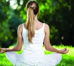 Yoga am Aasee